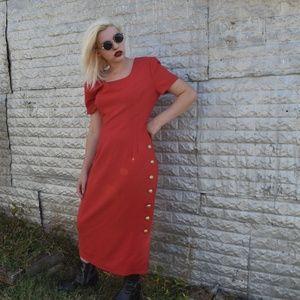 Vintage  Misty Lane Dress